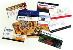 Postalizzazione di card personalizzate